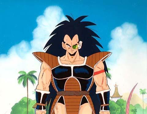 Raditz brat od Gokua Raditz